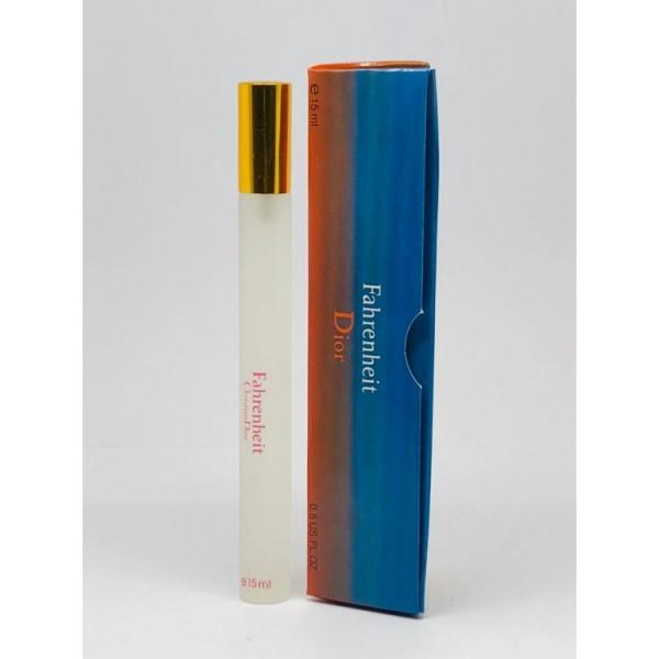 Мини парфюм Christian Dior Fahrenheit 15 мл.