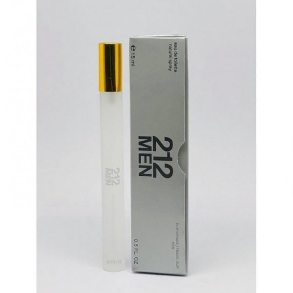 Мини парфюм Karolina 212 Men 15 мл