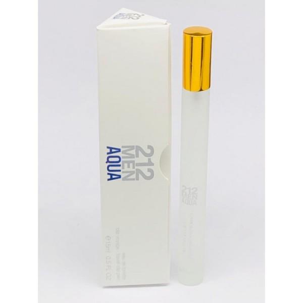 Мини парфюм Karolina 212 Men Aqua 15 мл