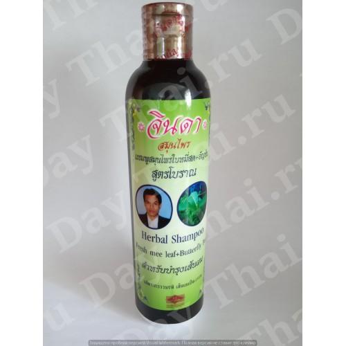Травяной шампунь Джинда от выпадения волос – традиционная формула