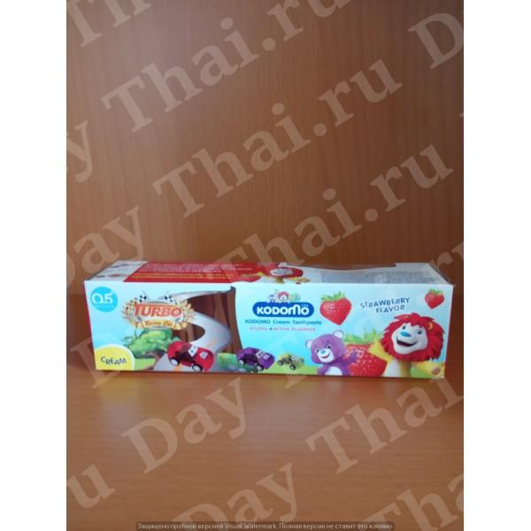 Детская зубная паста с игрушкой, 40 грамм