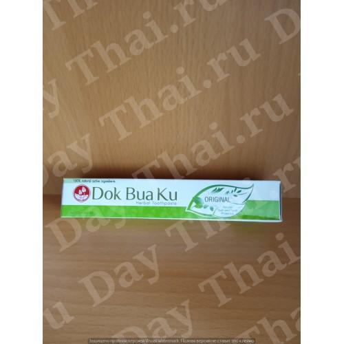 Черная тайская зубная паста на травах Твин Лотос Оригинальная, 30 гр