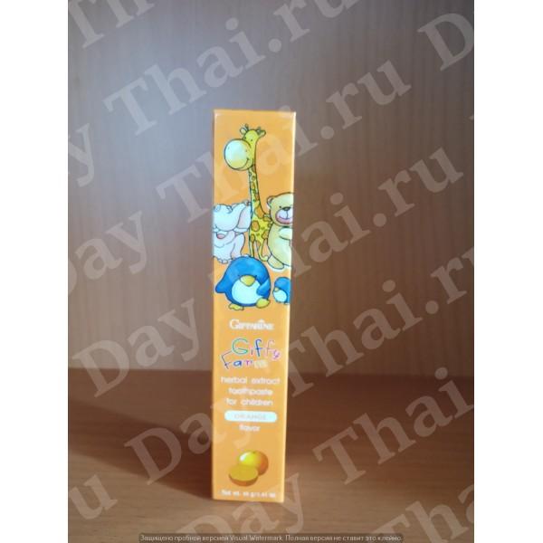 Детская зубная паста-гель 40 gr