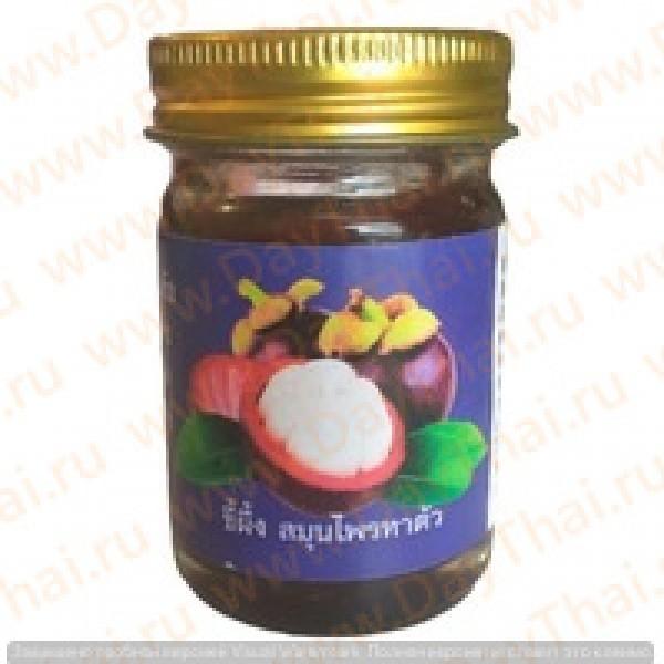 Тайский бальзам с мангостином,  50 грамм