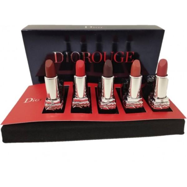 Помада Dior Rouge 5в1