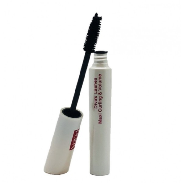 Тушь Pupa Diva's Lashes Maxi Curling & Volume