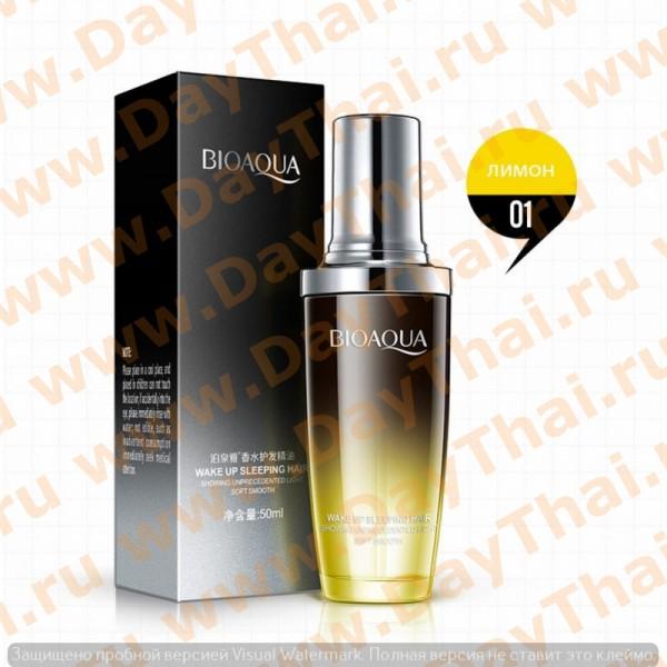 Масло для волос с лимоном Bioaqua 50 мл