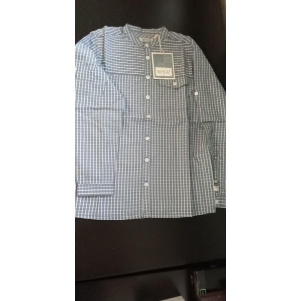 Рубашка, рост 140 см
